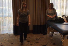 Case Study: Wheelchair to Walking in one session!